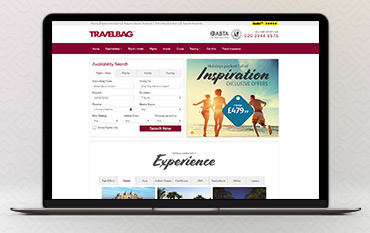 Travelbag store front