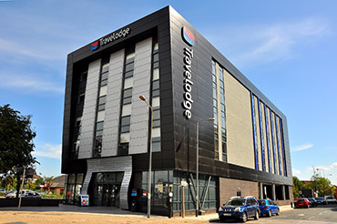 Travelodge store front