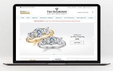 Tru Diamonds store front