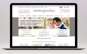 Wedding Rings Direct store front