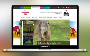 Whipsnade Zoo store front