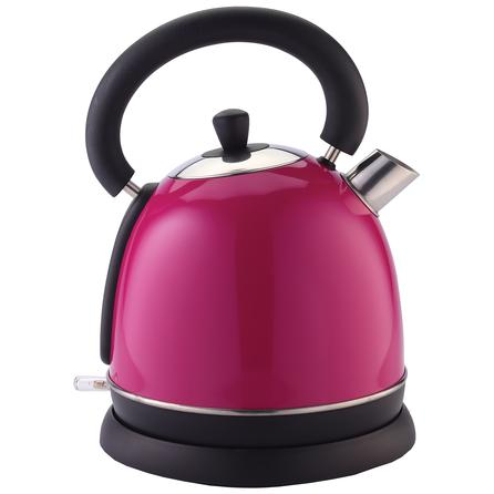 argos pink kitchen accessories raspberry spectrum collection traditional kettle from 4176